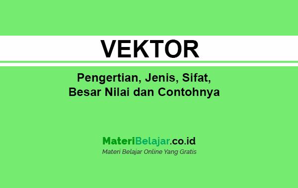 macam-macam vektor