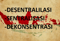 Desentralisasi-Sentralisasi-Dekonsentrasi