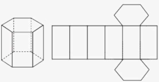 Jaring-jaring prisma segienam