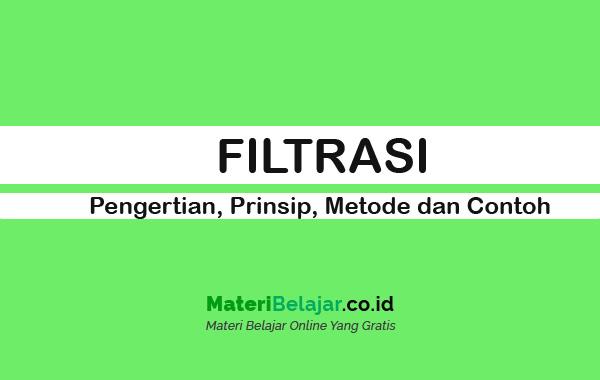 filtrasi