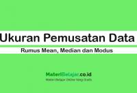 mean median