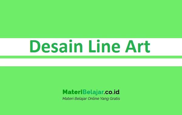 Desain Line Art