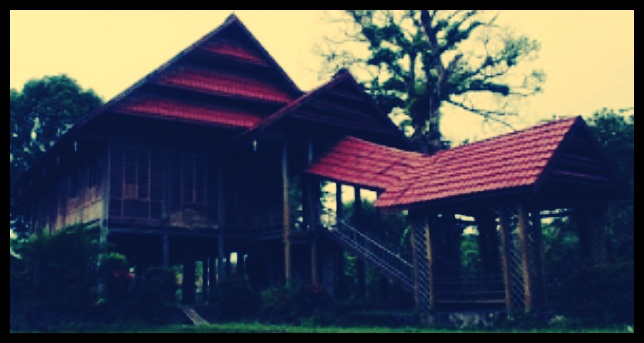 Rumah Adat Suku Luwu