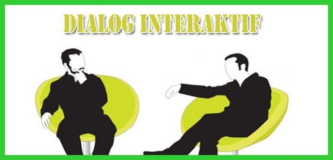 Dialog Interaktif