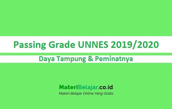 Passing Grade UNNES