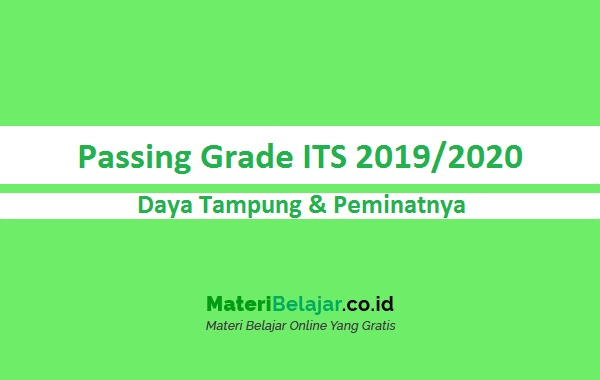 Passing grade ITS