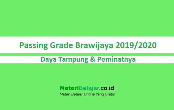 Passing grade brawijaya