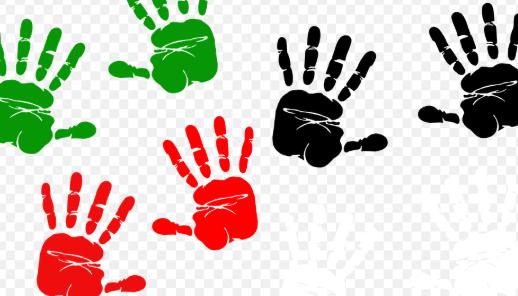warna tangan