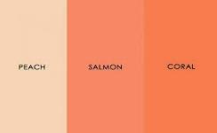 warna salmon