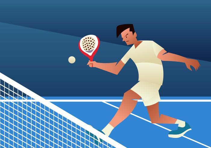 Gambar-Tenis-Lapangan