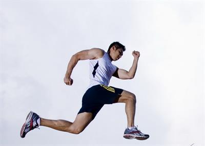 Lari-Jarak-Sedang