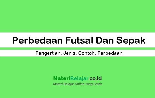 Perbedaan-Futsal-Dan-Sepak-Bola
