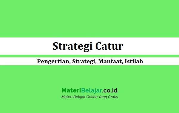Strategi-Catur