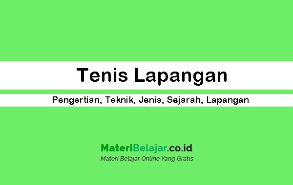 Tenis-Lapangan