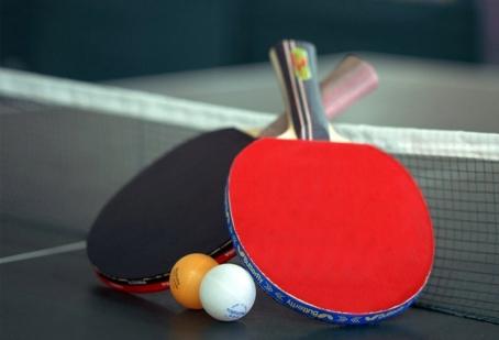 perlengkapan tenis meja