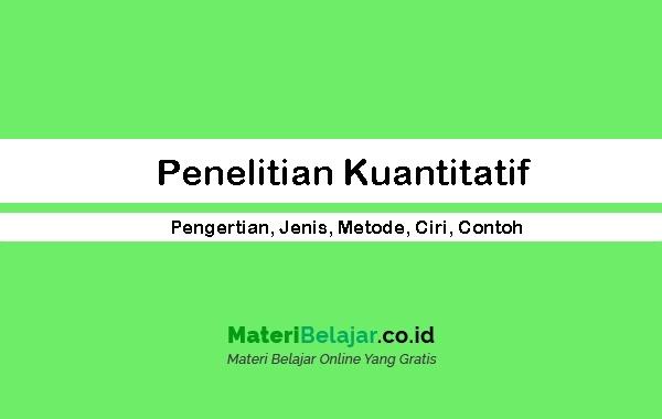 Penelitian-Kuantitatif