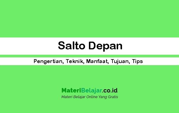 Salto-Depan