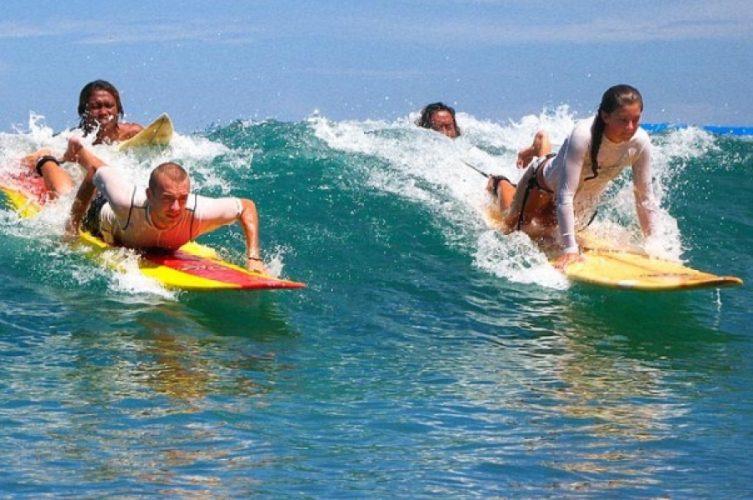 Teknik-Surfing