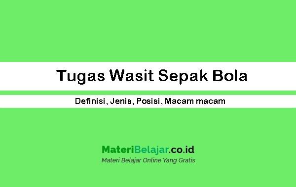 Tugas-Wasit-sepak-bola