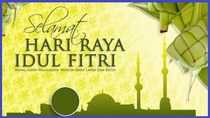 Kata Kata Ucapan Idul Fitri Selamat Hari Raya Lebaran 2020 1441 H Loremipsum Id