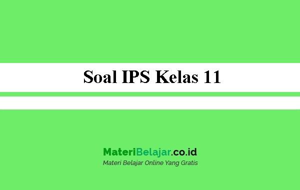Soal-IPS-Kelas-11