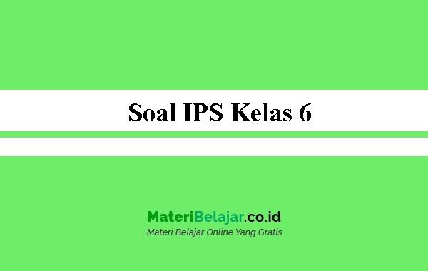Soal-IPS-Kelas-6