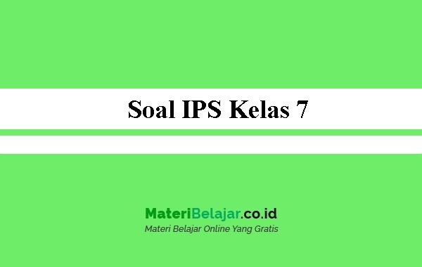 Soal-IPS-Kelas-7