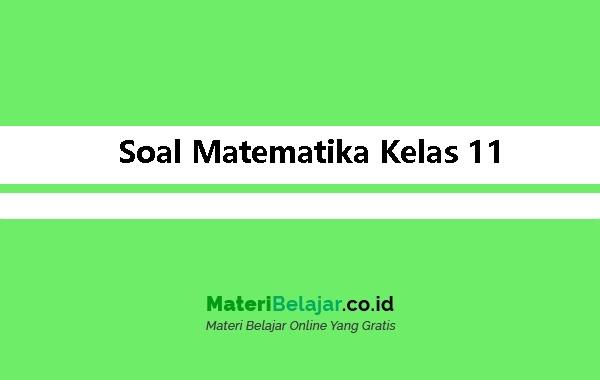 Soal-Matematika-Kelas-11