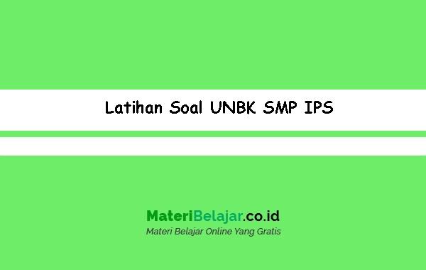 Latihan-Soal-UNBK-SMP-IPS