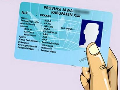 ukuran id card b5 dalam cm