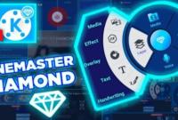 download kinemaster diamond pro mod tanpa watermark