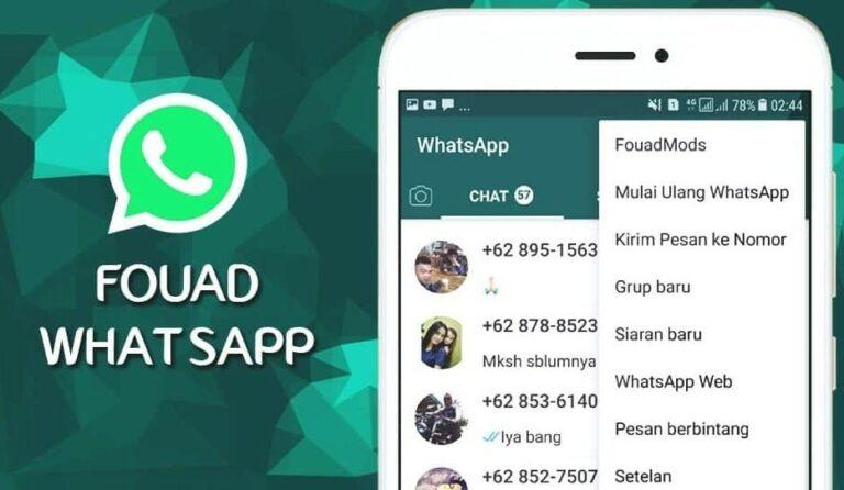 Fouad Whatsapp Mod Versi Terbaru1